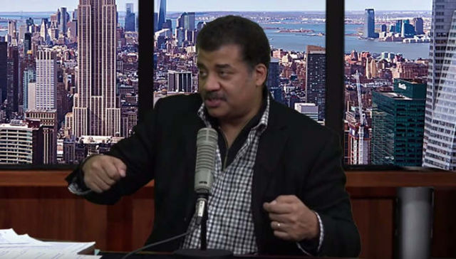 Gravitational Waves Theory by Neil deGrasse Tyson