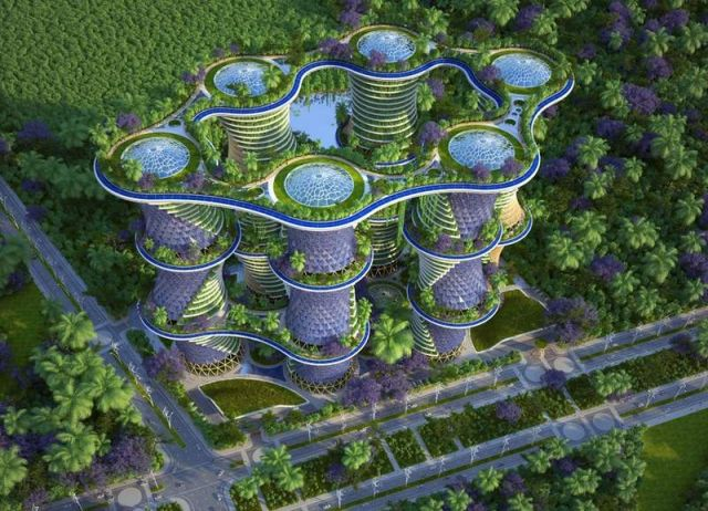 Hyperions- Sustainable Agro-Ecosystem by Vincent Callebaut Architectures (9)