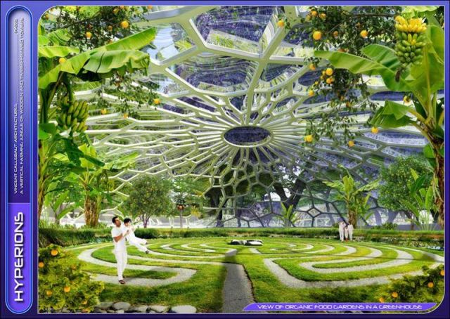 Hyperions- Sustainable Agro-Ecosystem by Vincent Callebaut Architectures (4)