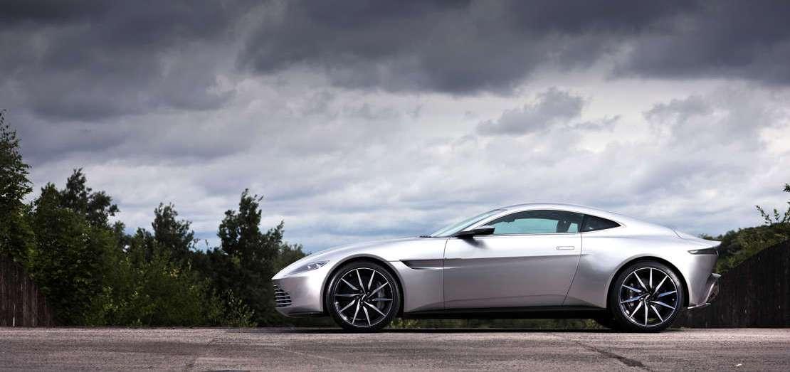 James Bond's Aston Martin DB10 (1)