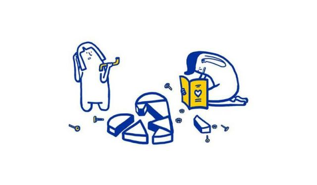 Love is made simpler with IKEA products