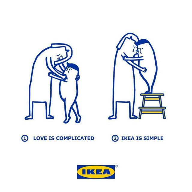 Love is made simpler with IKEA products (3)