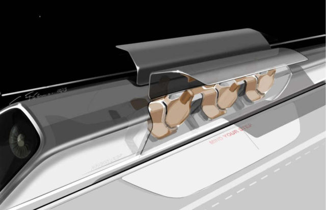 MIT wins design competition for Hyperloop pod