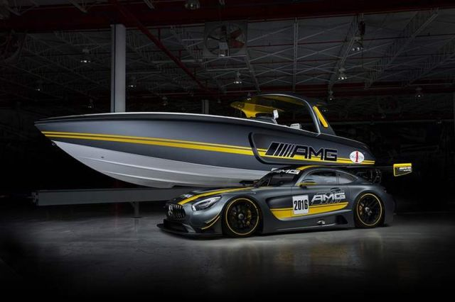 Mercedes-AMG and Cigarette Racing 2016 (10)