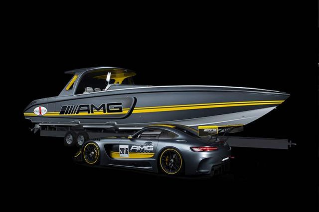 Mercedes-AMG and Cigarette Racing 2016 (9)