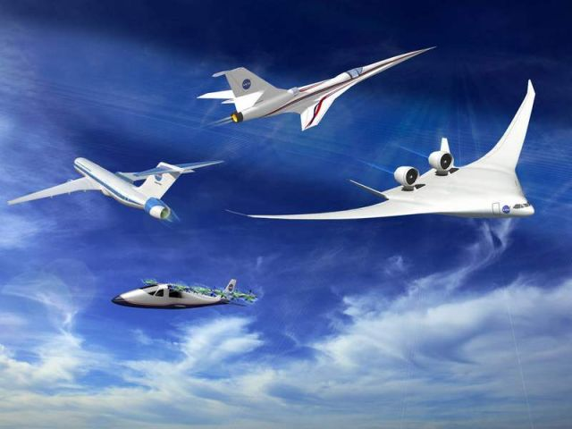 NASA will build the X-plane