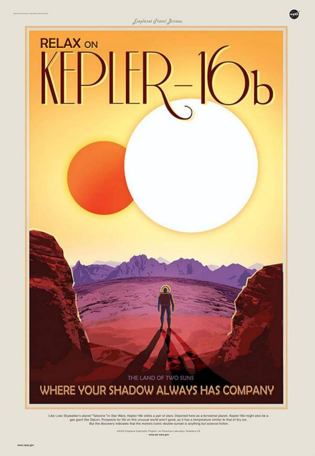 NASA's new Space Tourism posters (6)