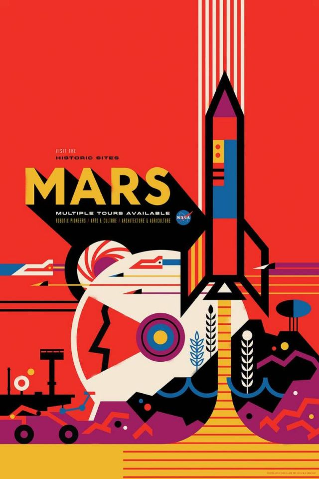 NASA's new Space Tourism posters (5)