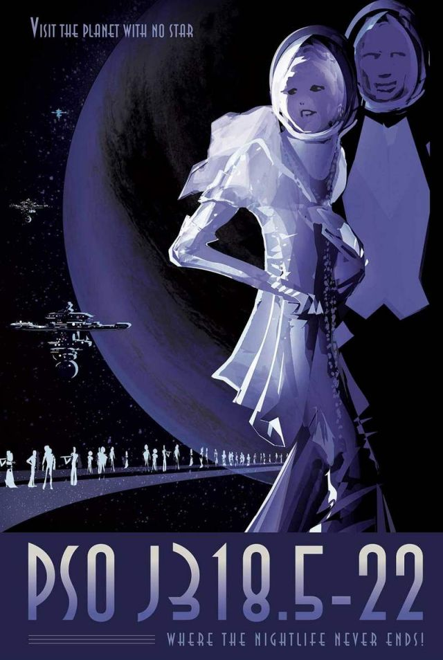 NASA's new Space Tourism posters (4)