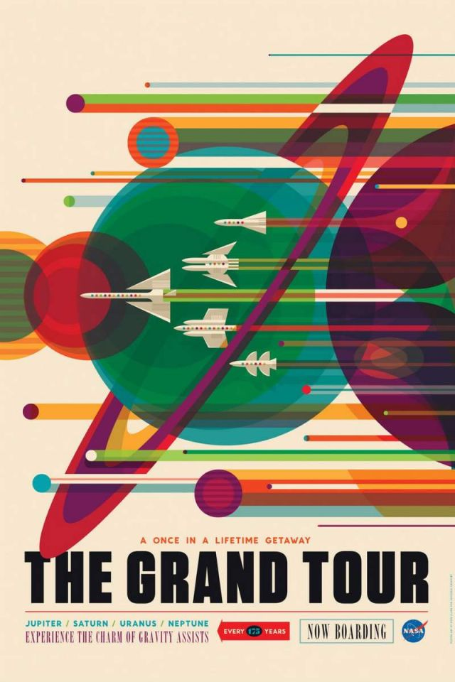 NASA's new Space Tourism posters (3)