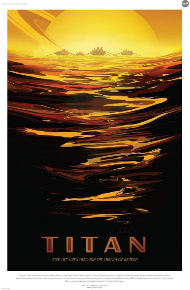 NASA's new Space Tourism posters (2)