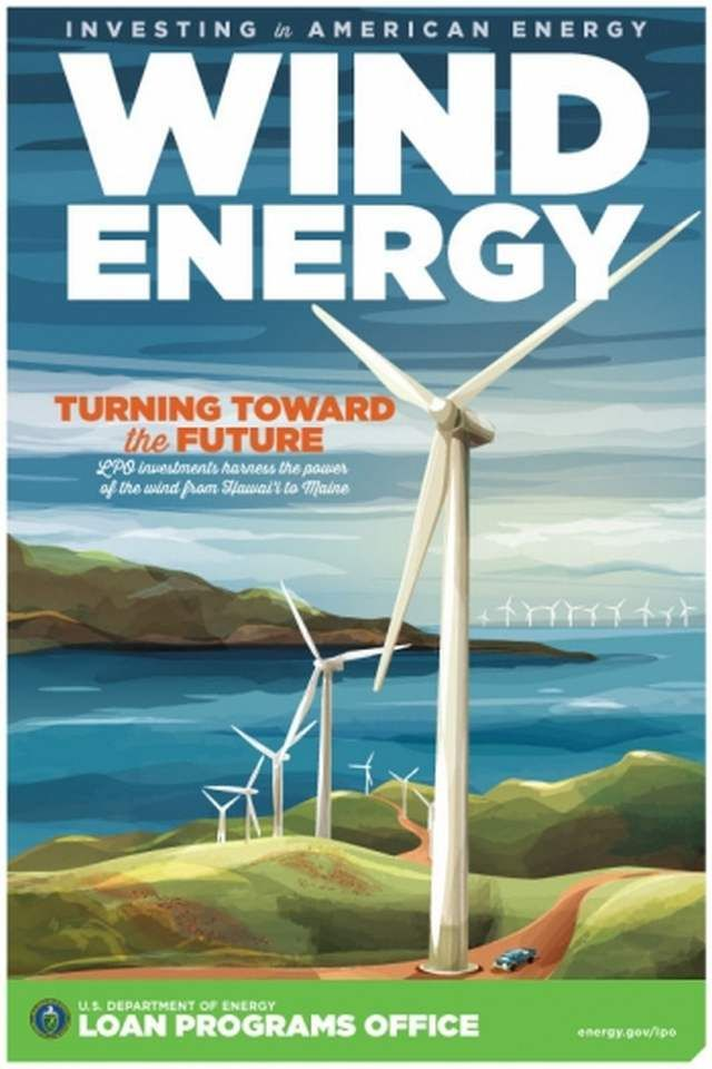 Posters from the US Department of Energy