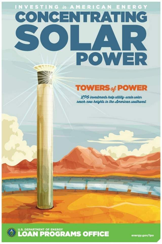 Posters from the US Department of Energy (6)