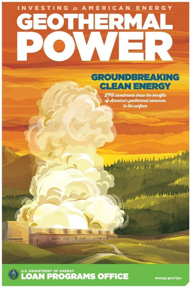 Posters from the US Department of Energy (5)