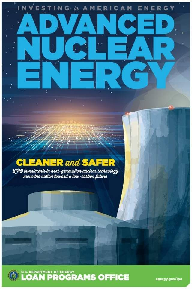 Posters from the US Department of Energy (4)