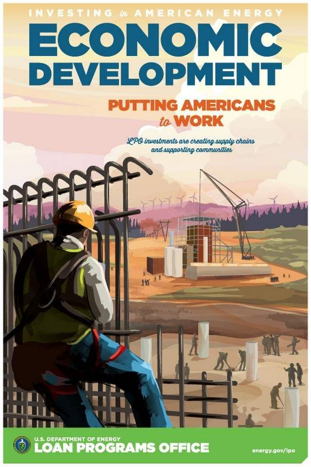 Posters from the US Department of Energy (2)