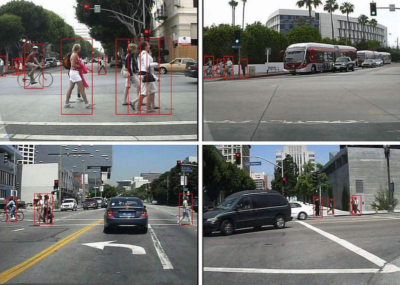New algorithm improves Pedestrian recognition