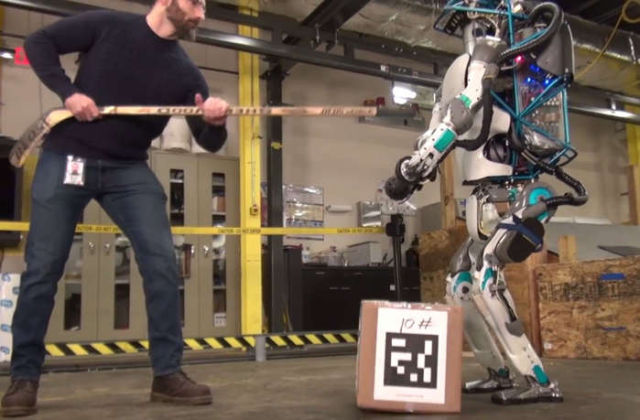 Next Generation Atlas Robot