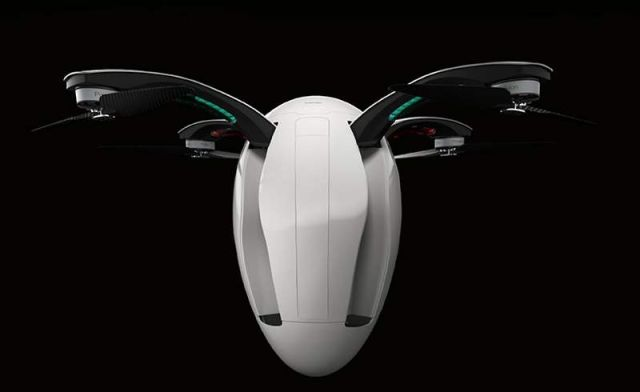 Powervision egg-shaped Drone (3)