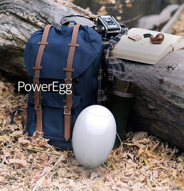 Powervision egg-shaped Drone (2)
