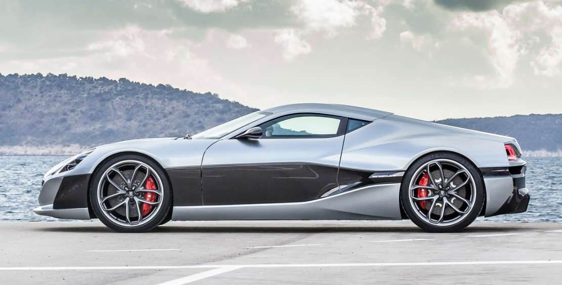 Rimac electric Concept_One (1)