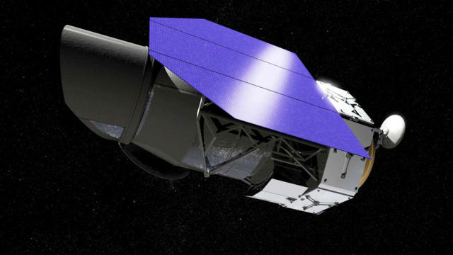 WFIRST mission to unlock the secrets of the universe