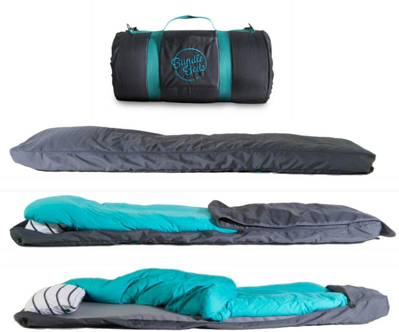 Wordlesstech A Sleeping Bag That Give You The Comfort Of