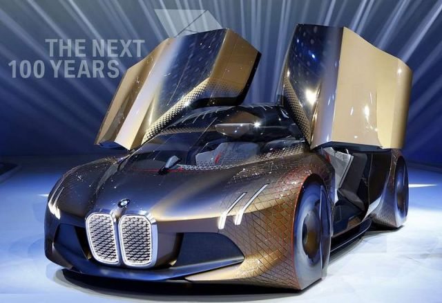 Bmw Group The Next 100 Years Concept Wordlesstech