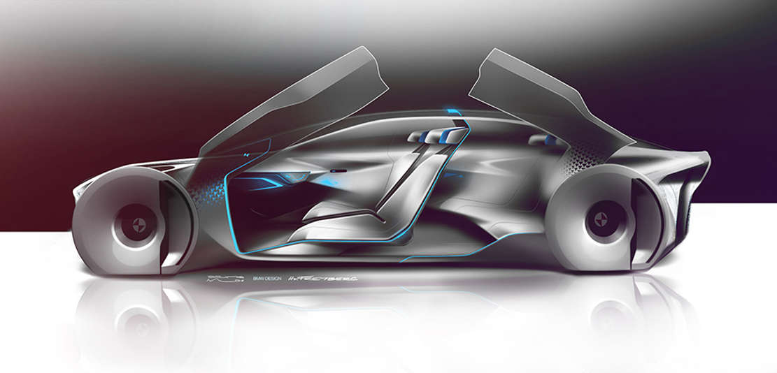 BMW Group The Next 100 Years concept (1)