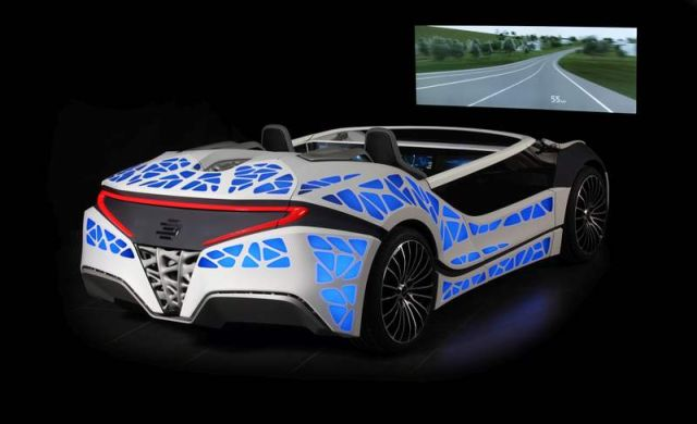EDAG and Bosch Soulmate concept (6)