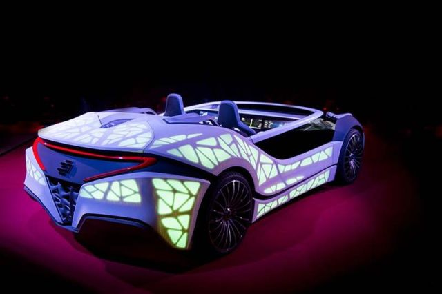 EDAG and Bosch Soulmate concept (2)