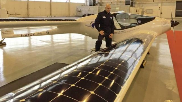 Eraole - zero-carbon aircraft to attempt first fly across the Atlantic