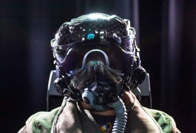 F-35's Third Generation astonishing Helmet