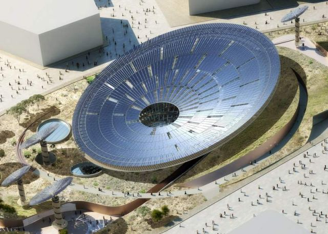 WordlessTech Foster BIG And Grimshaw Will Design 2020 Dubai Expo Pavilions