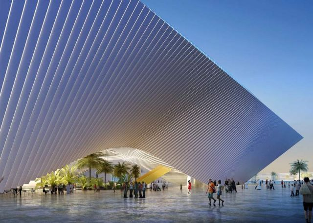 BIG will design 2020 Dubai Expo pavilion