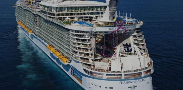 Harmony Of The Seas - world's largest Cruise Ship (3)