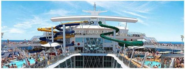 Harmony Of The Seas - world's largest Cruise Ship (2)
