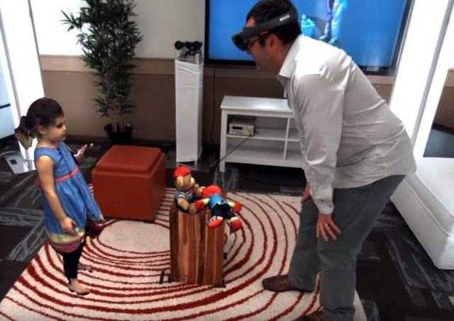 Holoportation- Virtual 3D Teleportation in real-time
