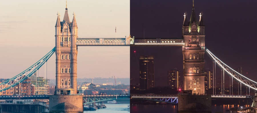 London Day & Night