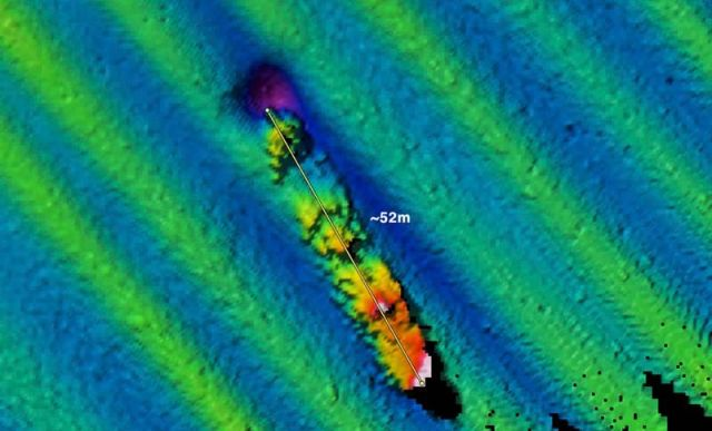 Disappearance of the USS Conestoga solved after 95 years