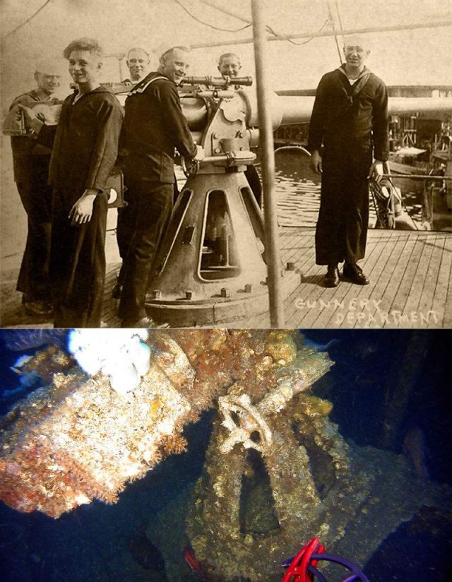 Disappearance of the USS Conestoga solved after 95 years (2)