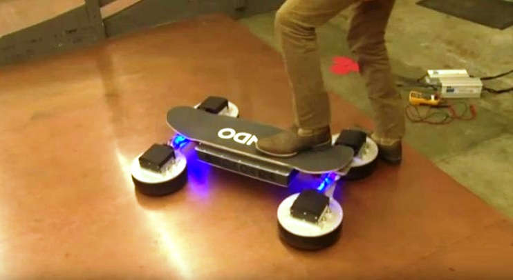 New Hendo Hoverboard