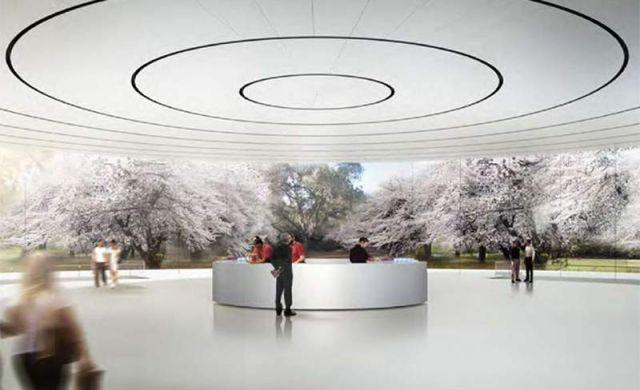 New images of Apple's Cupertino Campus (4)