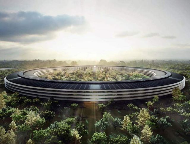 New images of Apple's Cupertino Campus (1)