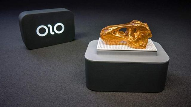 OLO - First Smartphone 3D Printer