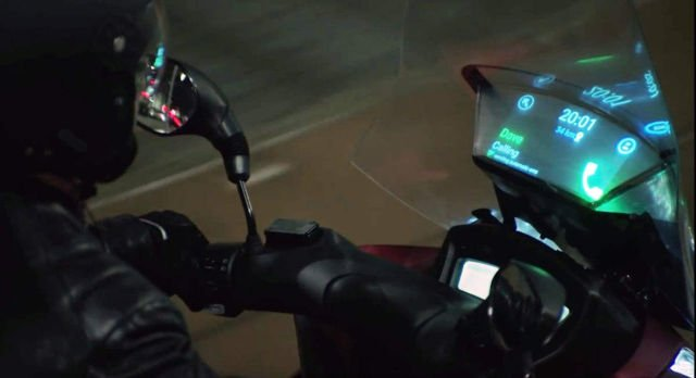 Samsung Smart Motorcycle Windshield (1)