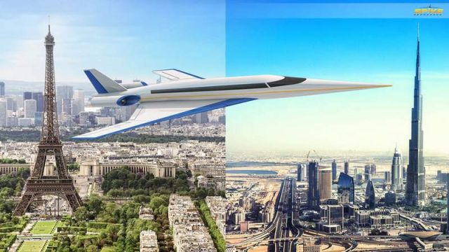 Spike Aerospace aims no Supersonic Boom