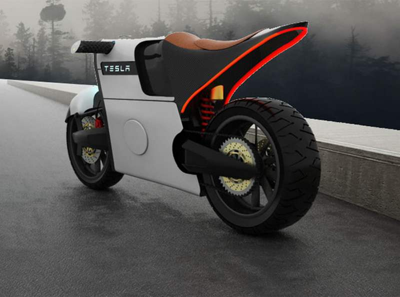 Tesla E Bike Wordlesstech