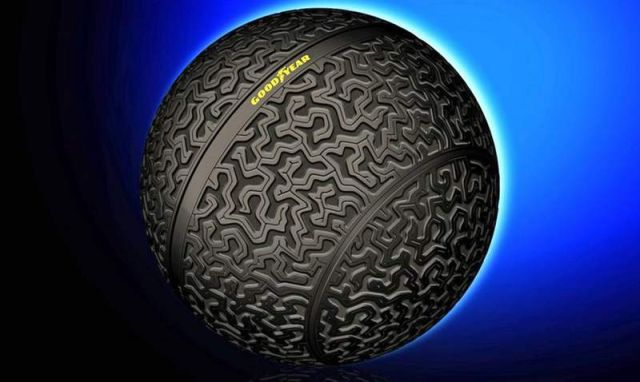 The Goodyear Eagle 360 Concept Tire Can Move Sideways