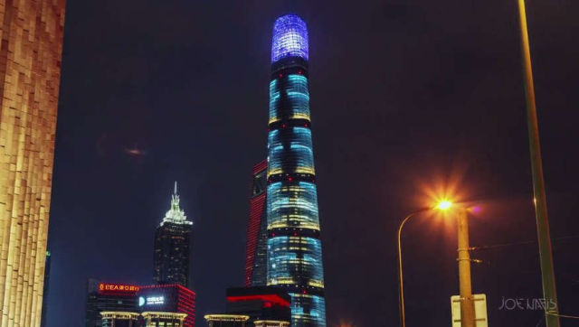 The Shanghai Tower (1)